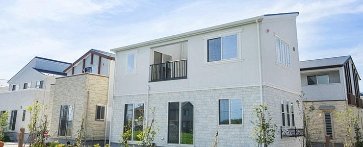 火災保険加入を検討中の新築住宅