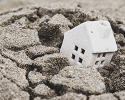 不動産に襲いかかる自然災害