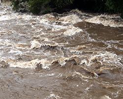 水害のリスクは全国にある